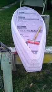 sawfish an unsinkable lightweight foam kayak 23 lbs free diy