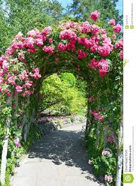 20 metal arches and beautiful yard landscaping ideas 17 best
