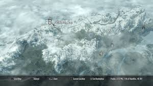 Skyrim Treasure Map Iv Northwatch Keep Elder Scrolls Fandom Powered By Wikia