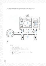 floor plan of mosque report of national mosque kl