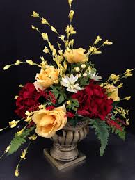 flower shops in tulsa traditional arrangement in reds and gold 2015 a