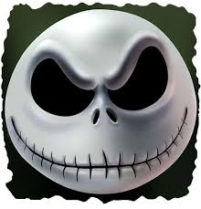 nightmare before christmas jack face