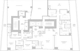 locker room floor plan residences and floorplans turnberry ocean club luxury