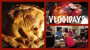 vlogidays 2012 november 22 happy thanksgiving