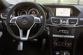 E63 Amg Interior 2014 Mercedes Benz E63 Amg S Top Auto Magazine