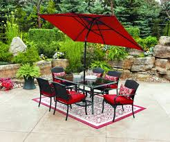Patio Umbrella Side Table by Furniture Wrought Iron Walmart Patio Umbrella Stand Eva Lovely