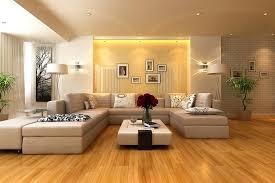 simple home interior design living room low slung low profile interior design