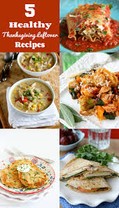 5 healthy thanksgiving leftover recipes cookin canuck
