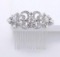 pearl hair comb pearl hair comb wedding bridal hair accessory pearl hair