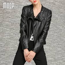 Online Buy Wholesale Punk Leather Jacket Women From China Punk