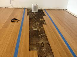 Fix Laminate Flooring How To Fix Water Damaged Wood Floor 7 The Minimalist Nyc