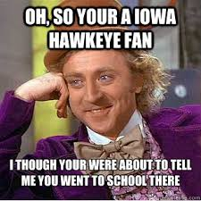 Hawkeye Meme - compilation of iowa memes page 4 cyclonefanatic the