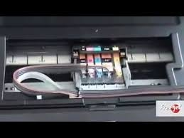 reset pixma ix6560 canon pixma ix6560 modification youtube