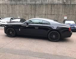 rolls royce wraith mansory td luxe véhciules à vendre