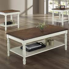 woodbridge home designs ohana 3 piece coffee table set u0026 reviews