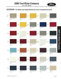 ford interior paint codes instainteriors us picture on fascinating