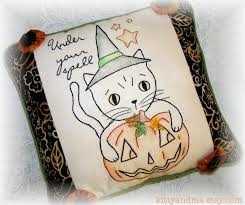 crazy quilting and embroidery blog by pamela kellogg of kitty for
