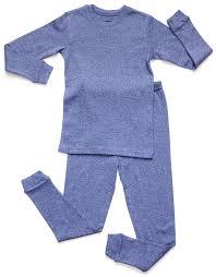leveret boys striped 2 pajama set