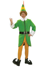 christmas elf costume christmas lights decoration