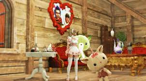 Steam Community The Lady Just Finished Her New Interior Design Archeage New House Design