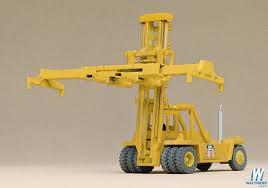walthers kalmar intermodal container crane kit 933 3109