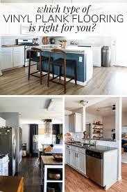 can you put cabinets on a floating vinyl floor vinyl plank flooring glue vs floating