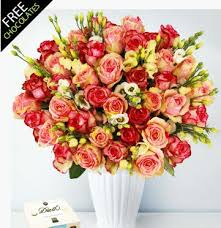 Flowers For Mum - just for mum from prestige flowers flower pressflower press