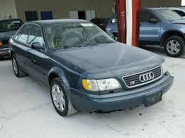 audi 1995 s6 auto auction ended on vin wauka84a6sn121481 1995 audi s6 rs6 in