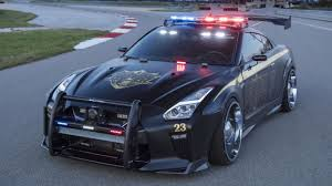 nissan gtr india price don u0027t bother running from this insane nissan gt r police car