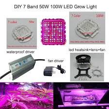 what color light do plants grow best in 50w 100w 7 band orange uv and fr best for medical plant grow most