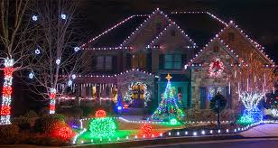 outdoor christmas decorations ideas outdoor christmas decorating ideas yard envy