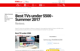 best online black friday tv deals reddit best tvs under 500 summer 2017 reviews