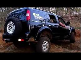 Jual Ford Dc ford endeavour offroad 4x4 test
