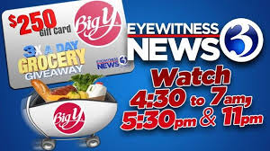 for big y gift card sweepstakes wfsb 3 connecticut
