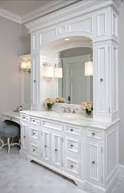 White Bathroom Ideas Pinterest by Best 10 White Bathroom Storage Cabinet Ideas On Pinterest