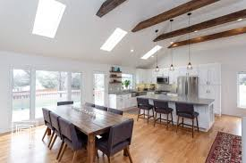 how to make an open concept kitchen benefits of an open kitchen floor plan cqc home