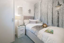 Lion Witch The Wardrobe Themed Single Bedroom Interior Design In - Single bedroom interior design