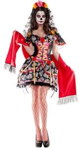 Halloween Costumes Mexican 244 Costume Images Dead Sugar