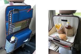 luxury car storage organizer seat back protector car seat back