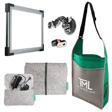 the makeup light pro discount key light 2 0 starter kit with suction mount the makeup light