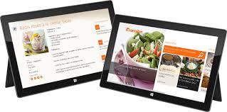 tablette recette de cuisine recettes de cuisine sur mobile et smartphone tablettes et applis