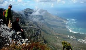 south table mountain trail hiking and trekking on table mountain downhill adventures cape