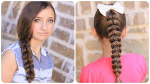 How To Make Hairstyles For Girls by Cute Hairstyles For Kids Hairstyle Picture Magz
