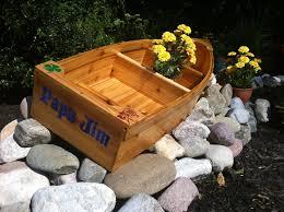 wooden boat decor nautical wooden outdoor landscape all cedar