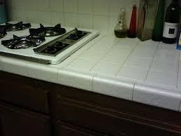 plan de travail d angle pour cuisine plan de travail en carrelage pour cuisine moderne carreler un plan