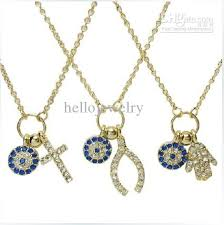 hamsa eye necklace images 2018 make a wish rhincross hamsa hand wish bone pendant evil eye jpg