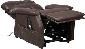fauteuil confort electrique fauteuil releveur confort plus assise moelleuse ressort ensaché