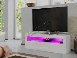 living tv cabinet led high gloss tvc08 white kmswm01 marvelous