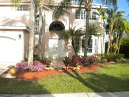 Florida Backyard Landscaping Ideas by Before And After Landscaping Designs Fl Landscape And Designs