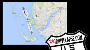 Map Of Cape Coral Florida by Tour Of Pine Island Florida Near Cape Coral Dashcam Drive